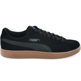 Schwarz Schuhe Puma Smash V2 M 364989 15