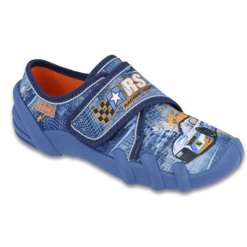 Befado Kinderschuhe 273X252 blau