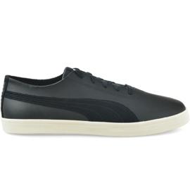 Schwarz Schuhe Puma Urban Sl Sd M 366064 01