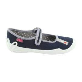 Befado marineblaue Schuhe 114Y317
