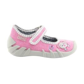 Befado Kinderschuhe 109P180 pink
