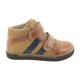 Boote Schuhe Kinderstiefel Ren But 3225 Rot / Marine