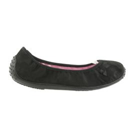 Befado Ballerina Schuhe für Damen 893Q093 schwarz