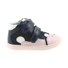 Stiefel Schuhe Kinder Klettkaninchen Bartek 11702