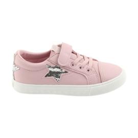 Big Star-Klett-Sneaker-Stern 374104