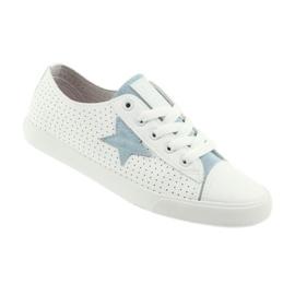 Big Star Sneakers Sternblau 274692