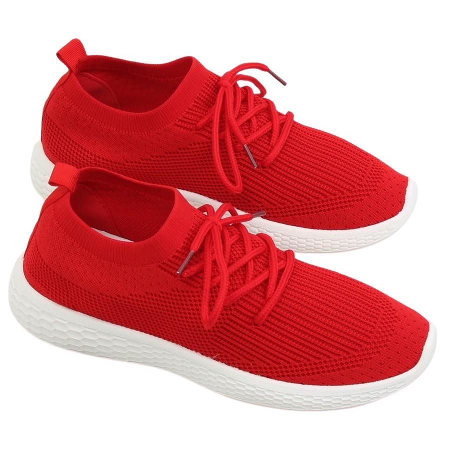 Rote Sportschuhe X 9755 Rot