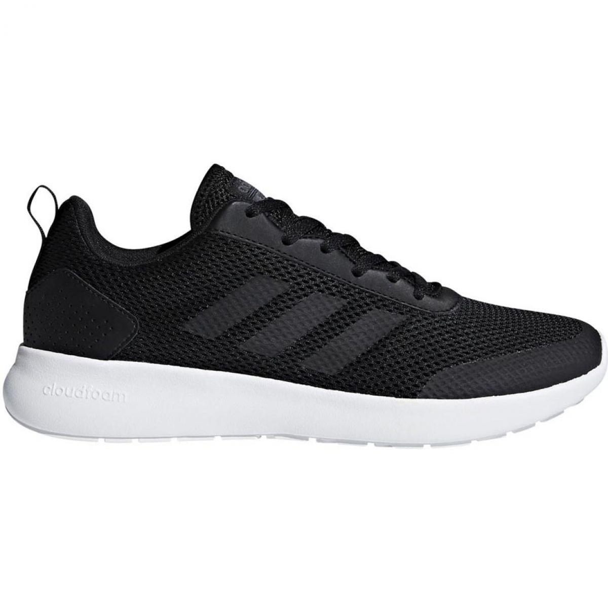 black Laufschuhe adidas Cf Element Race M DB1464