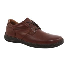Badura Schuhe Herren Comfort 3509 braun