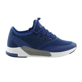 Herren Sportschuhe DK 18470 blau