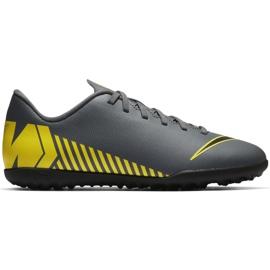 Nike Mercurial Vapor X 12 - Tf Jr AH7355-070 Fußballschuhe grau
