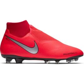 Die Nike Phantom Vsn Pro Df FG M AO3266-600 Fußballschuhe