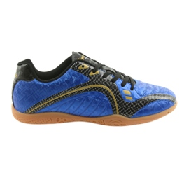 Sporthalfter American Club Royal blau