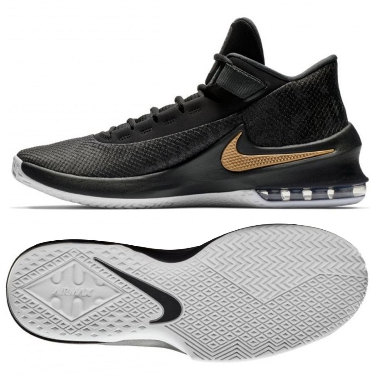 Nike Herren Aa7066 002 AIR MAX Infuriate 2 MID