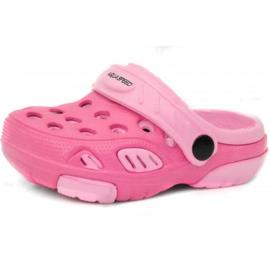 Pink Hausschuhe Aqua-speed Lido col 03