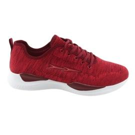 Rot Sportbindungen für Herren DK SC235