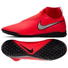 Nike React Phantom Vsn Pro Df Tf M AO3277-600 Fußballschuhe