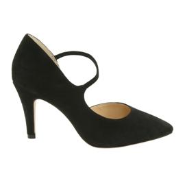 Damenschuhe Caprice 24402 schwarz