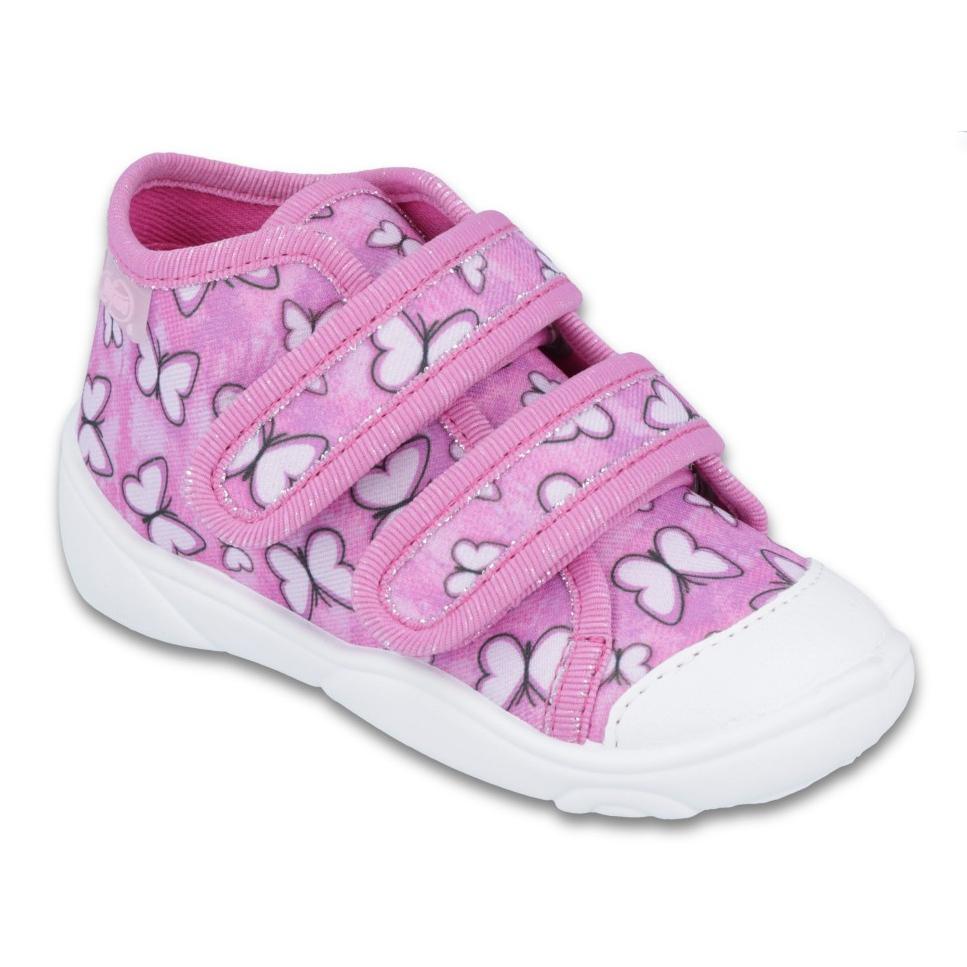ec087d15b4 Pink Befado Kinderschuhe 212P060 - ButyModne.pl