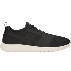 Schwarz Schuhe Asics Kanmei Mx M T849N-9090