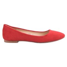 Primavera Klassische rote Ballerina