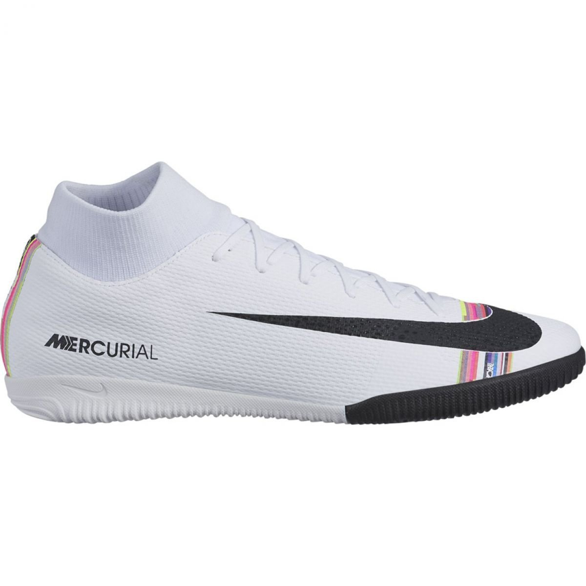 quality design the best attitude first rate Hallenschuhe Nike Mercurial Superfly X 6 Academy Ic AJ3567-109 weiß weiß