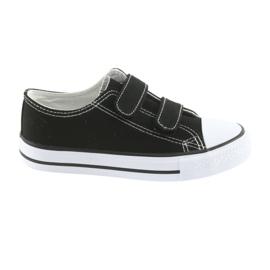 Schwarze Sneakers von Atletico