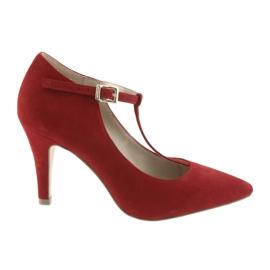 Damenschuhe rot Caprice 24400