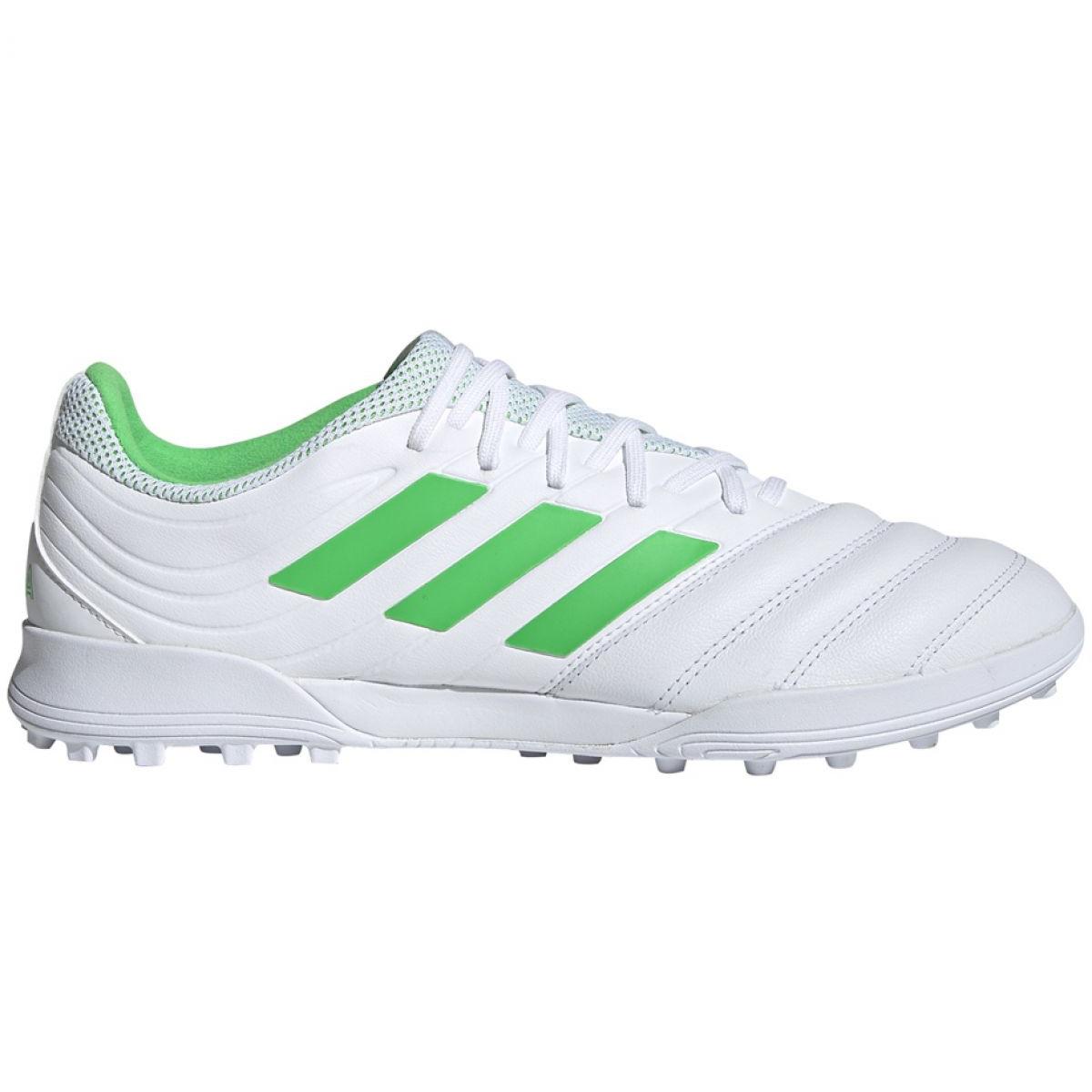 Fussballschuhe Adidas Copa 19 3 Tf M D98064 Weiss Weiss