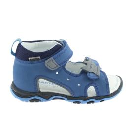 Sandalen Jungenrüben Bartek 51489 blau
