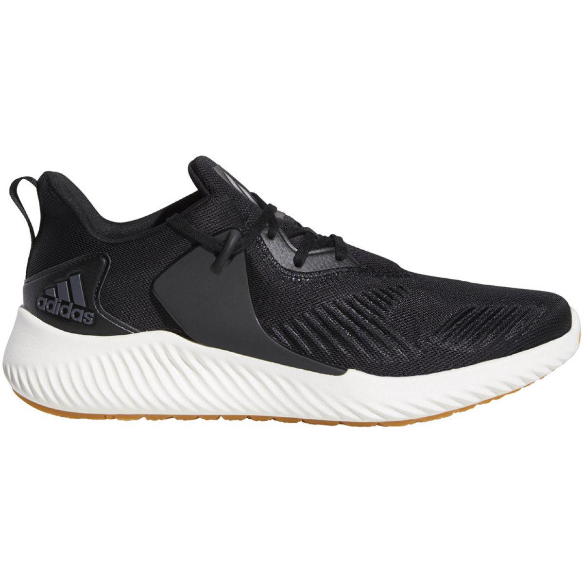 Schwarz Adidas Alphabounce Rc 2 M D96524 Schuhe