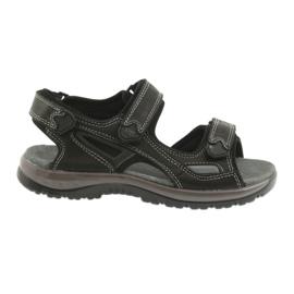 Klett-Sandalen leicht EVA DK schwarz