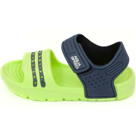 Sandalen Aqua-speed Noli grün marineblau col .84