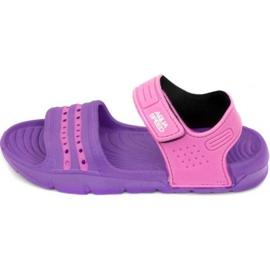 Sandalen Aqua-speed Noli lila pink Kids col. 93
