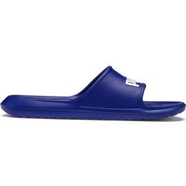 Blau Hausschuhe Puma Divecat v2 M 369400 03