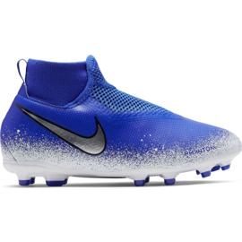 Fußballschuhe Nike Phantom Vsn Academy Df FG / MG Jr AO3287-410