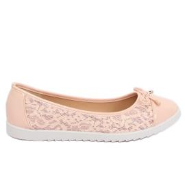 Pink Damen Ballerinas 7846-P Pink