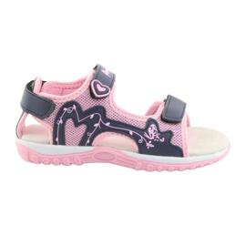 American Club Amerikanische Sandalen für Mädchen
