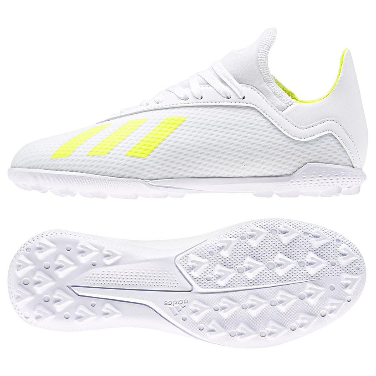Fußballschuhe adidas X 18,3 Tf Jr BB9404