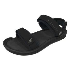 Sandalen 4F M H4L19-SAM001 20S schwarz