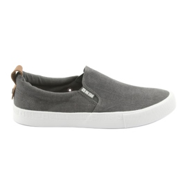 Big Star 174162 Slipper grau