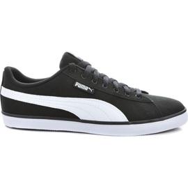 Schwarz Schuhe Puma Urban Plus Cv M 366414 02