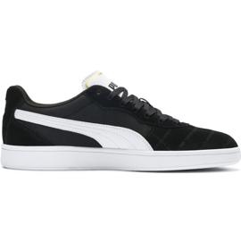 Schwarz Schuhe Puma Astro Kick M 369115 01