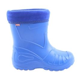 Blau Befado Kinderregenstiefel 162