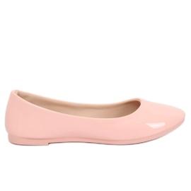Pink Damen Ballerina JX76P Pink