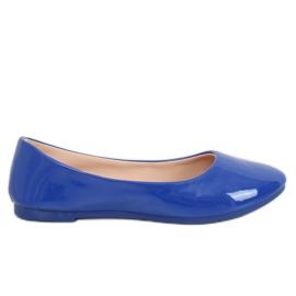 Kobaltballettschuhe der Frauen JX76P T.BLUE