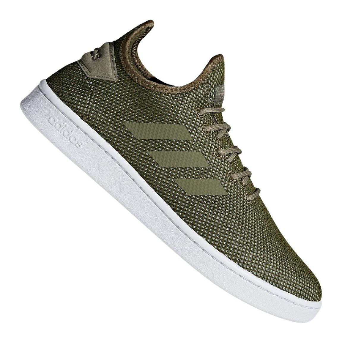Grün Adidas Court Adapt M F36420 Schuhe