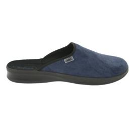 Blau Befado Herrenschuhe pu 548M018