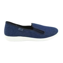 Blau Befado Jugendschuhe PVC 401Q018