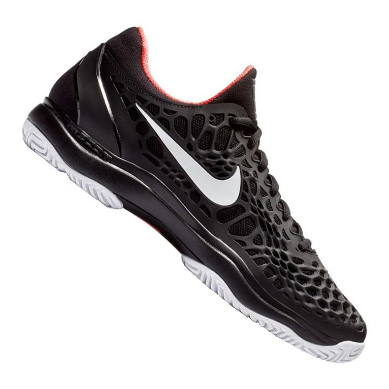 Tennisschuhe Nike Air Zoom Cage 3 M 918193-026 schwarz